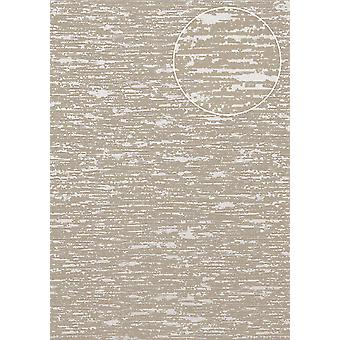 Exclusive luxury wallpaper Atlas COL-255-2 non-woven wallpaper structured in the used look shimmering beige stone gray 5.33 m2
