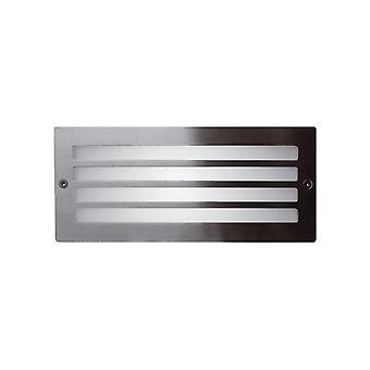 Ansell Inox Bricklight 40W E27 Stainless Steel