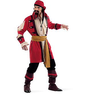 Pirate Corsair sailor Captain mens costume Corsair