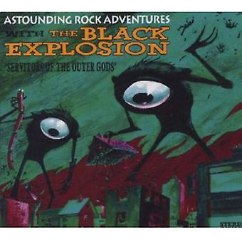 Black Explosion - Servitors of the Outer Gods [CD] USA import