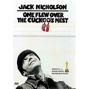 En fløj over cuckoo's nest (DVD)