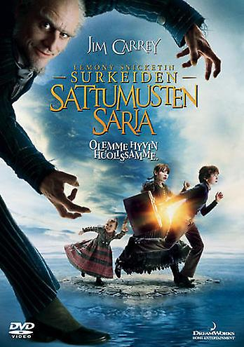 Lemony Snicket una serie di sfortunati eventi (DVD)