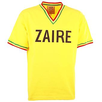 Zaire 1974 World Cup Retro Football Shirt