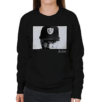 Ice Cube Raiders Hat Nwa Women's Sweatshirt