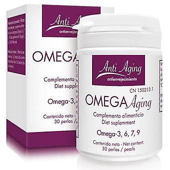 Anti Aging Omega Aging 30Pearls (Vitamins & supplements , Omegas & fatty acids)