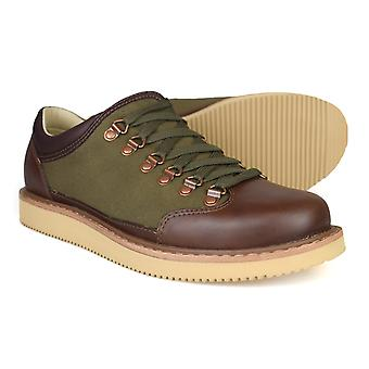 Chaussures Timberland Abington Alpine OX cuir marron 81505