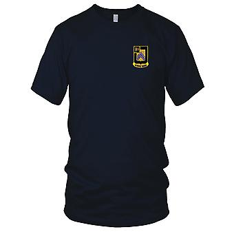US Army - 16rh Cavalry Regiment Embroidered Patch - Kids T Shirt