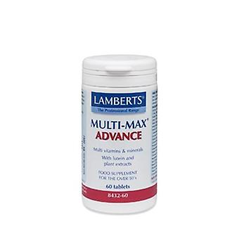 Lamberts Multi-Max Advance, 60 tablets