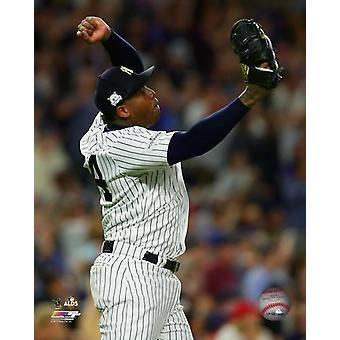 Aroldis Chapman Game 3 of the 2017 American League Division Series Photo Print