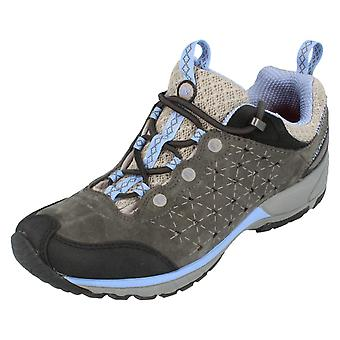 Ladies Merrell Lace Up Trainer J16700/Avian Light