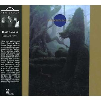 Death Ambient - dronken Forest [CD] USA import