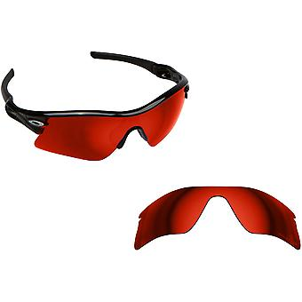 Best SEEK Replacement Lenses for Oakley RADAR RANGE Red Mirror