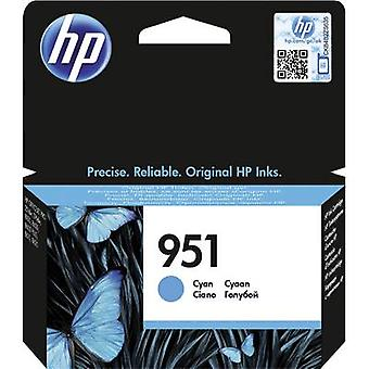 HP Ink 951 Original Cyan CN050AE
