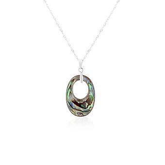 Abalone, wisiorek srebro 925/1000 Kobieta