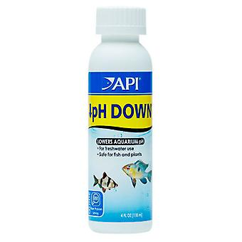 API Ph Minus 118 ml (Fish , Maintenance , Water Maintenance)