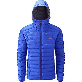 Nebulosa chaqueta impermeable Rab hombres y ligero transpirable