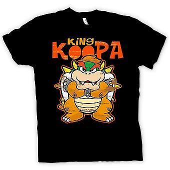 تي شيرت-Koopa الملك--سوبر ماريو للأطفال