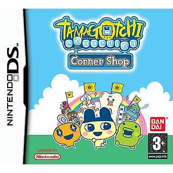 Tamagotchi Connexion Corner Shop (Nintendo DS)