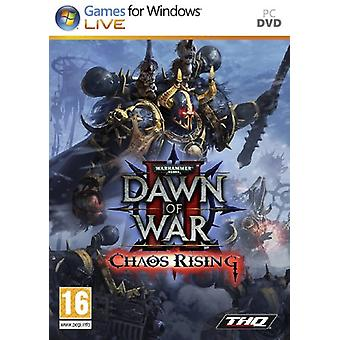 Dawn of War II Chaos toeneemt (PC DVD)
