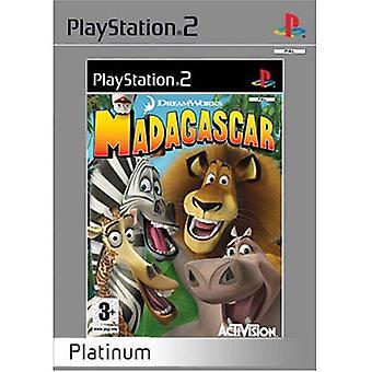 Madagaskar (PS2) Platinum Edition
