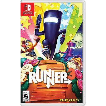 Runner3 for Nintendo Switch spil