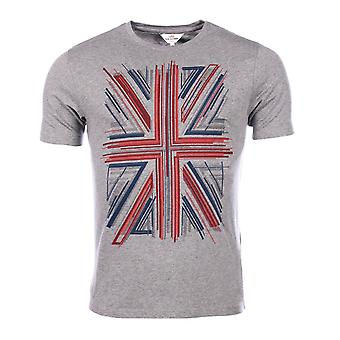 Short sleeve t-shirt grey MB13441 Ben Sherman Man