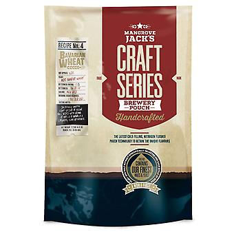 Mangrove Jack's Craft Series Bavarian Wheat Beer Kit Pouch - 2.2kg