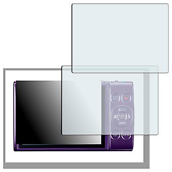 Canon PowerShot ELPH 360 HS display protector - Golebo crystal clear protection film
