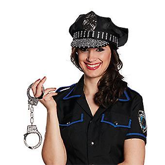 Rhinestone handcuff accessory Carnival Halloween