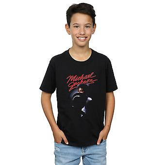 Michael Jackson Boys Hat Reveal T-Shirt