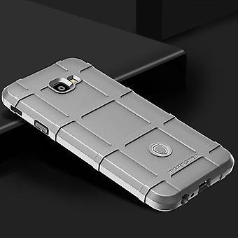 Para Samsung Galaxy J4 plus J415F serie bolso gris al aire libre funda protección nuevo