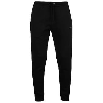 Pierre Cardin Mens Jogging Bottoms sudore pantaloni pantaloni elastico Formazione Running