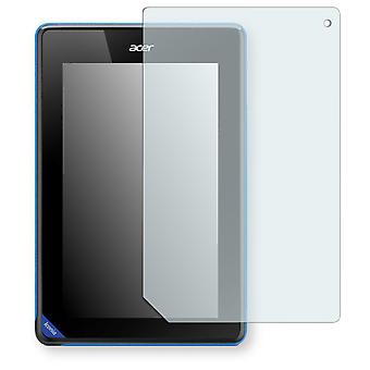 Acer Iconia tab B1-710 display protector - Golebo crystal clear protection film