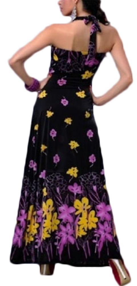 Waooh - Dress summer flower pattern Doda