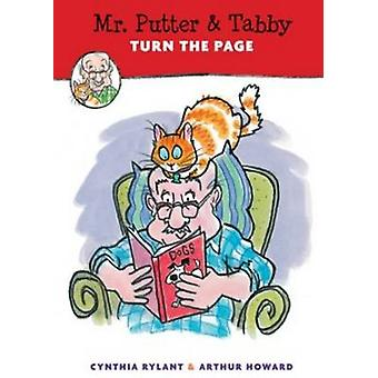 Mr. Putter and Tabby Turn the Page by Cynthia Rylant - Arthur Howard