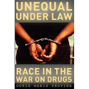 Gesetz - Rennen im Krieg auf Drogen von Doris Marie IV.jpg - ungleiche