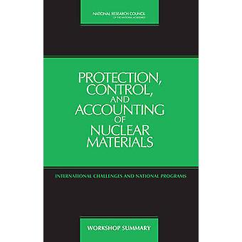 Protection - Control - and Accounting of Nuclear Materials - Internati