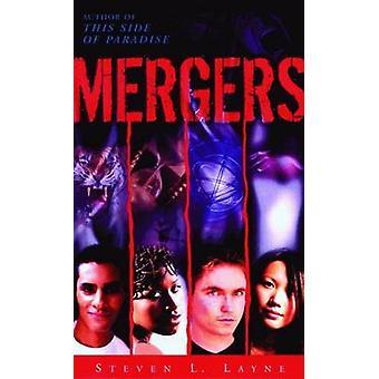 Mergers by Steven L. Layne - 9781589801837 Book