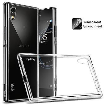 IMAK Tpu + enhanced screen protectors for Sony Xperia XA1 Ultra
