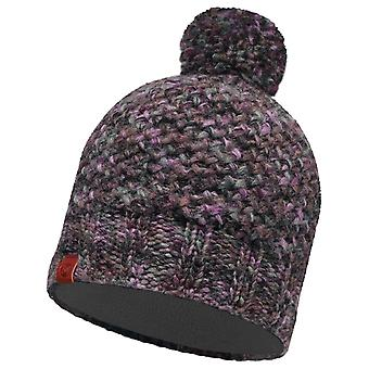 Buff Plum-Grey Vigore Margo Beanie