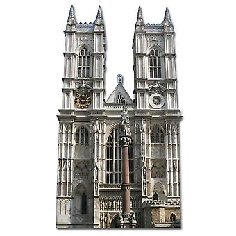 Westminster Abbey (Royal Wedding 2011) - Large Cardboard Cutout / Standee