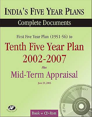 India& 039;s Five Years Plans 2002-2007 - Complete DocuHommests by Foreign Ser