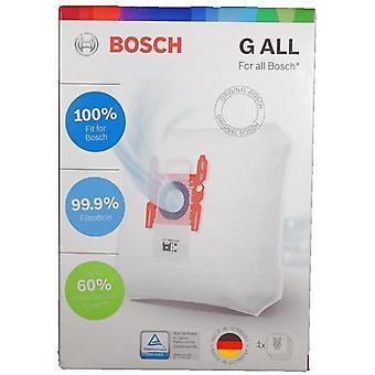 Bosch Type G støvsuger syntetiske skinn støv poser