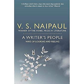 En författare personer: sätt att titta och känna