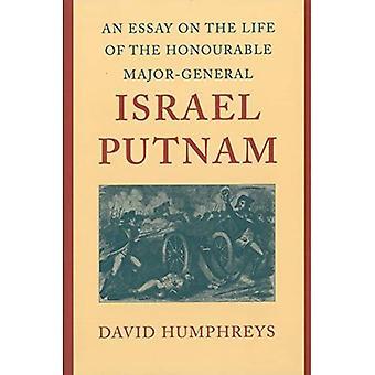 Essai sur la vie de l'honorable Major-général Israël Putnam