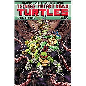 Teenage Mutant Ninja Turtles�Volume 18: Trial of Krang