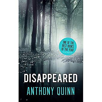 Disappeared (Celcius Daly 1)