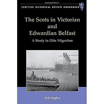 Os escoceses em Belfast vitoriana e eduardiana: um estudo no Elite migração (monografias de revisão histórica escocês)