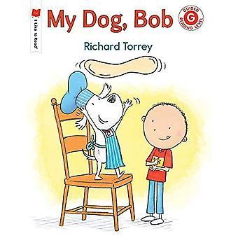 Min hund, Bob (jag gillar att läsa böcker)