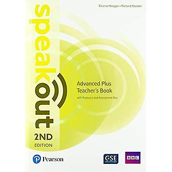 Speakout Advanced Plus 2nd Edition Teacher's Guide with Resource & Assessment Disc Pack (speakout)